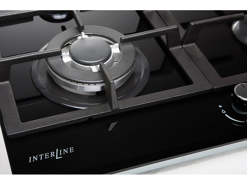 Варочная поверхность Interline TQ 6400 BK дешево