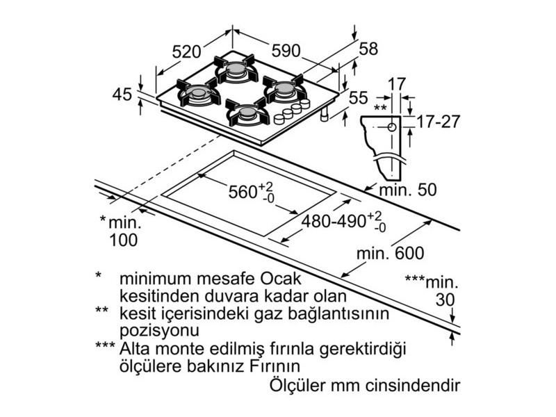 Варочная поверхность Bosch POP 6C6 B81O отзывы