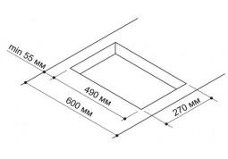 Варочная поверхность Pyramida VCH 321/1 UCC купить