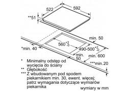 Варочная поверхность Bosch PIE 651 BB1E описание