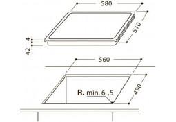 Варочная поверхность Hotpoint-Ariston HR 632 B цена