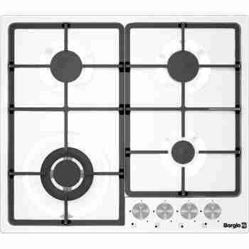 Варочная поверхность Borgio 6741/17 White Enamelled