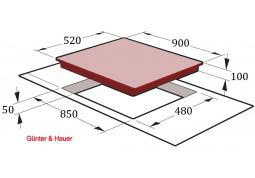 Варочная поверхность Gunter&Hauer GL 9 B стоимость