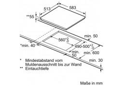 Варочная поверхность Siemens EW645CFB2E недорого