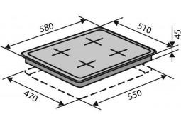 Варочная поверхность VENTOLUX HG622-B2 (X) описание