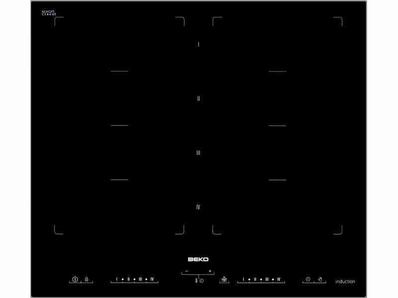 Варочная поверхность Beko HII 68600 PTX