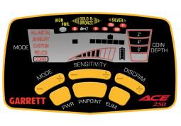 Металлоискатель Garrett ACE 250 описание