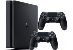 Sony PlayStation 4 Slim 1Tb + Gamepad - Интернет-магазин Denika