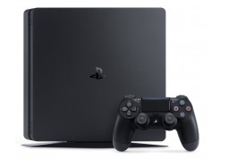 Sony PlayStation 4 Slim 500Gb + Gamepad - Интернет-магазин Denika
