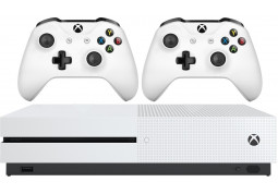 Microsoft Xbox One S 1TB + Gamepad + Game - Интернет-магазин Denika