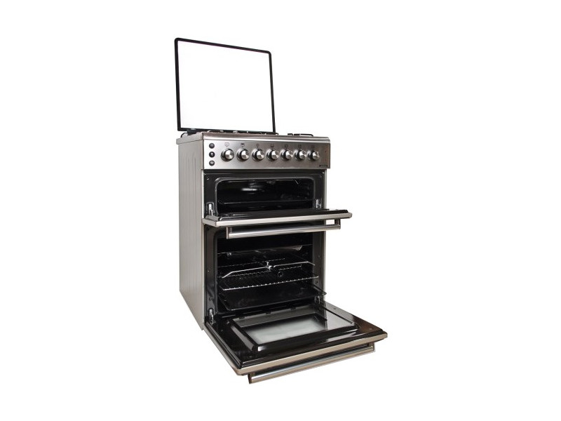 Комбинированная плита Canrey CGDC-6040 (inox) GT