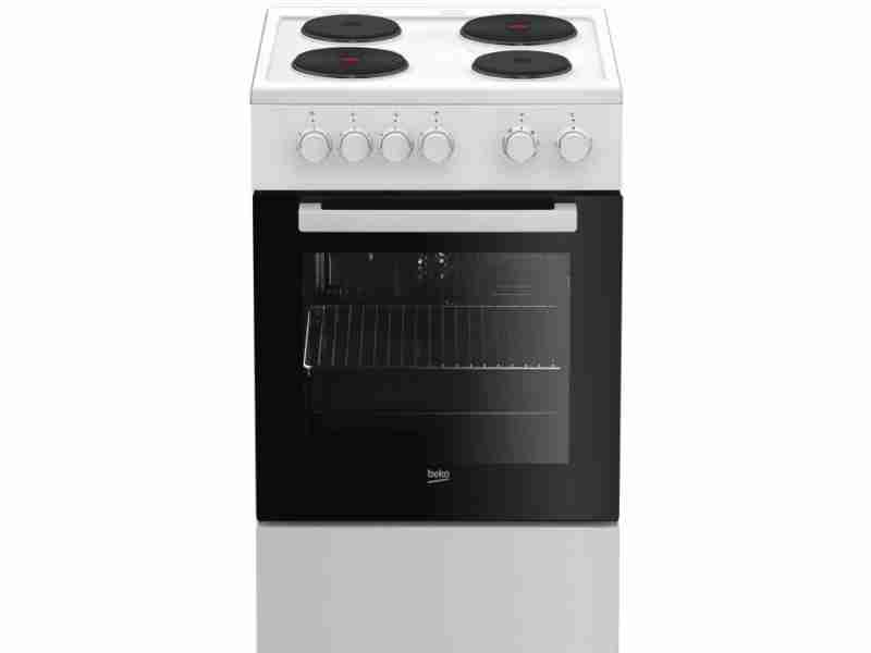 Электрическая плита Beko FSE 56000 GW