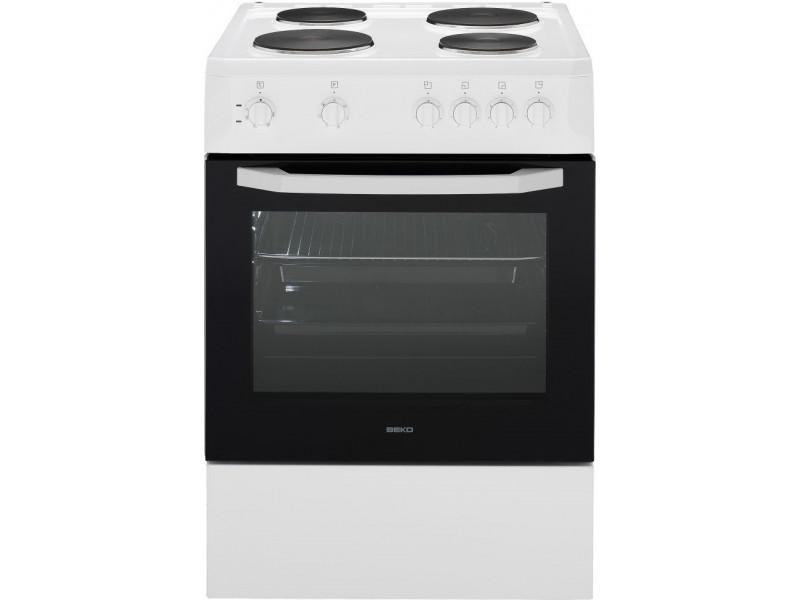 Электрическая плита Beko FSS 66000 GW