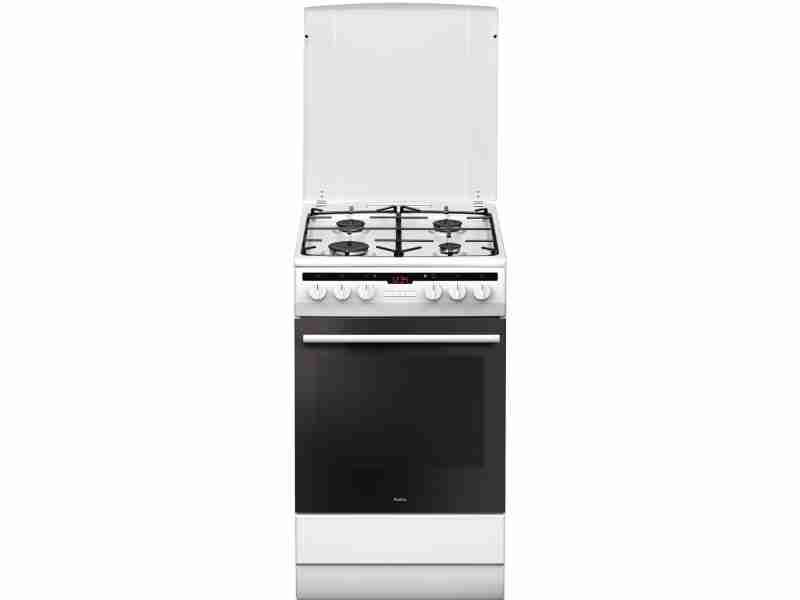 Комбинированная плита Amica 57GEH2.33HZPTA(W)