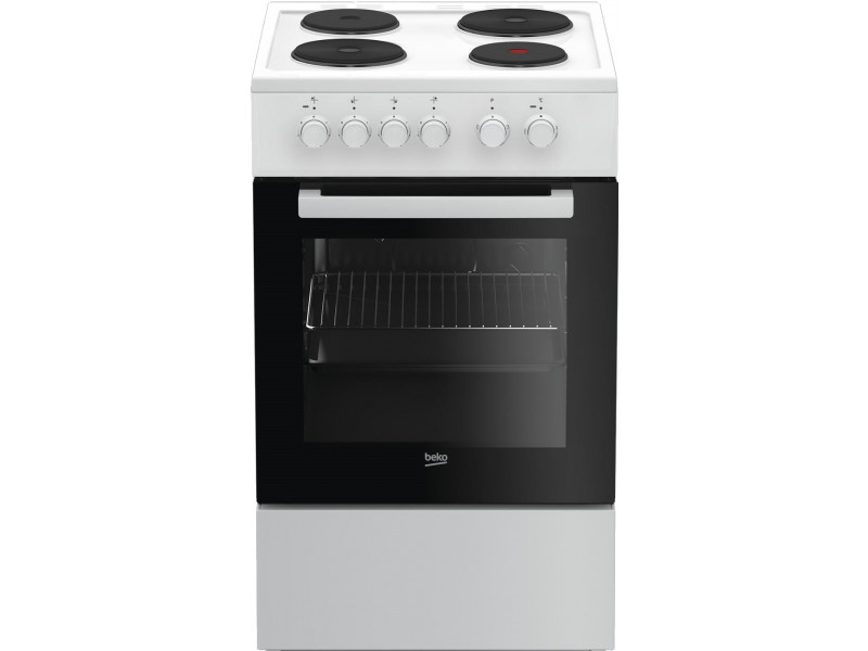 Электрическая плита Beko FSS 56000 GW
