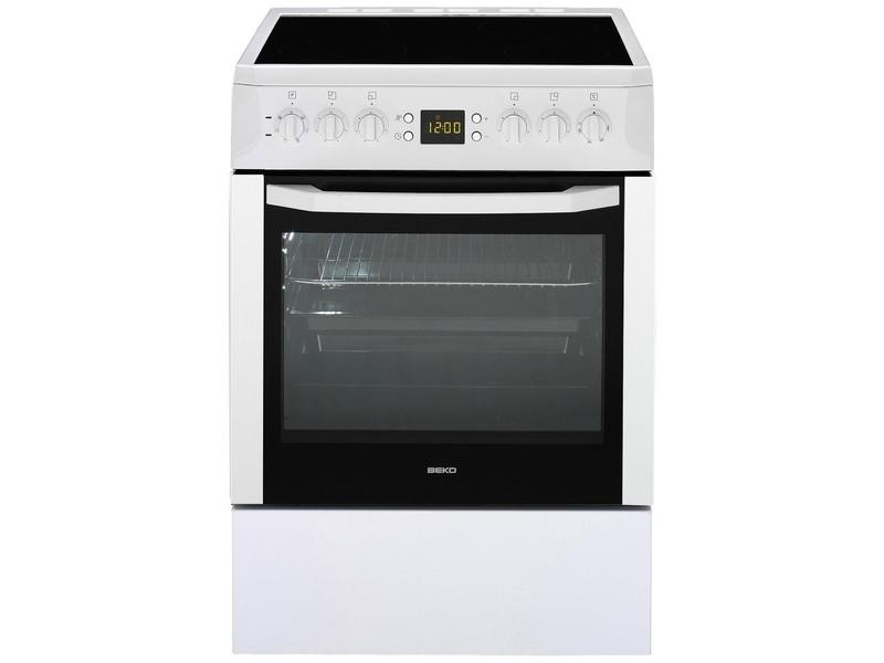 Электрическая плита Beko FSE 67300 GW