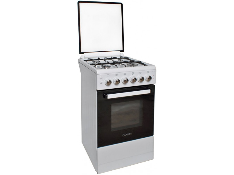 Комбинированная плита Canrey CGE 5040 GT (white)
