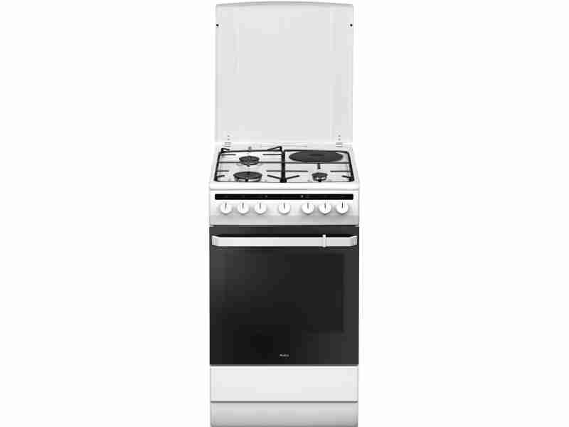 Комбинированная плита Amica 58ME4.38HZpMs(W)