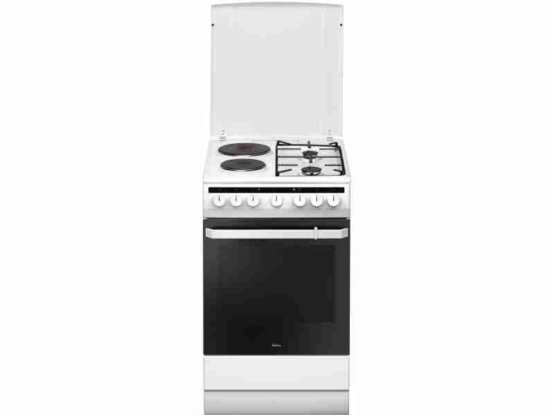 Комбинированная плита Amica 58ME2.35HZpMs(W)
