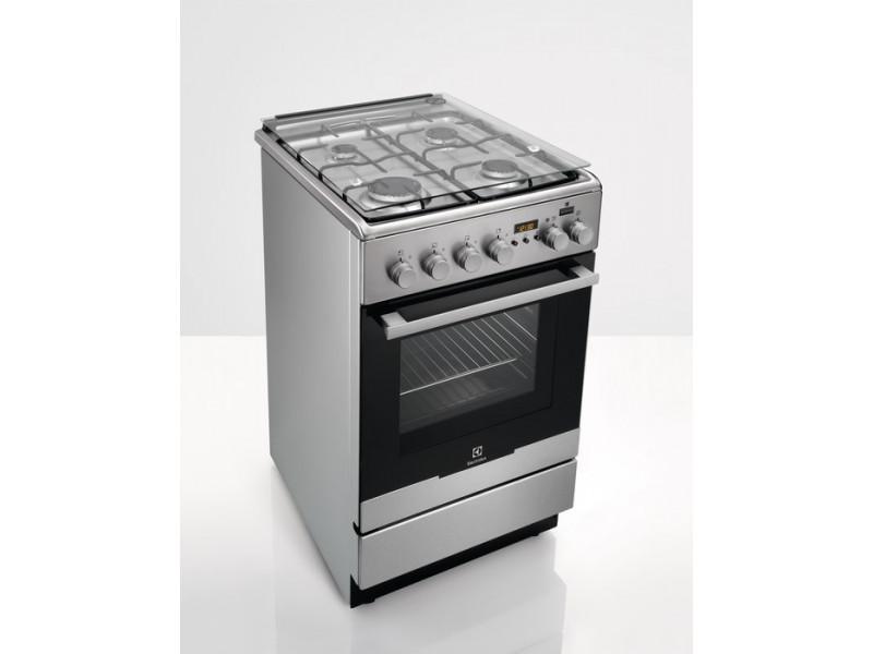 Комбинированная плита Electrolux EKK 54951OX дешево