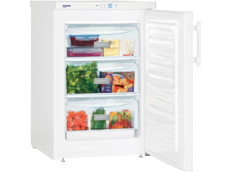 Компактная морозильная камера Liebherr G 1223 с системой SmartFrost – оптимальное решение для малогабаритной квартиры