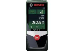 Дальномер Bosch PLR 50 C описание