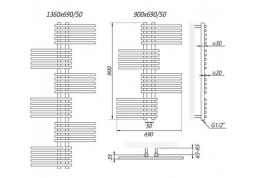 MARIO Premium Symphony 690x1360 в интернет-магазине