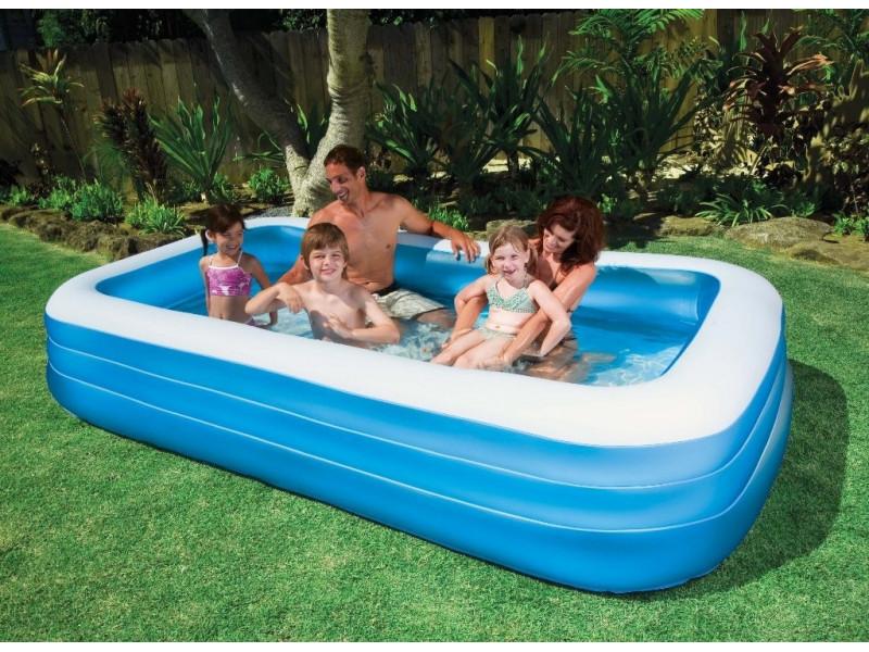 Надувной бассейн Intex 58484 недорого