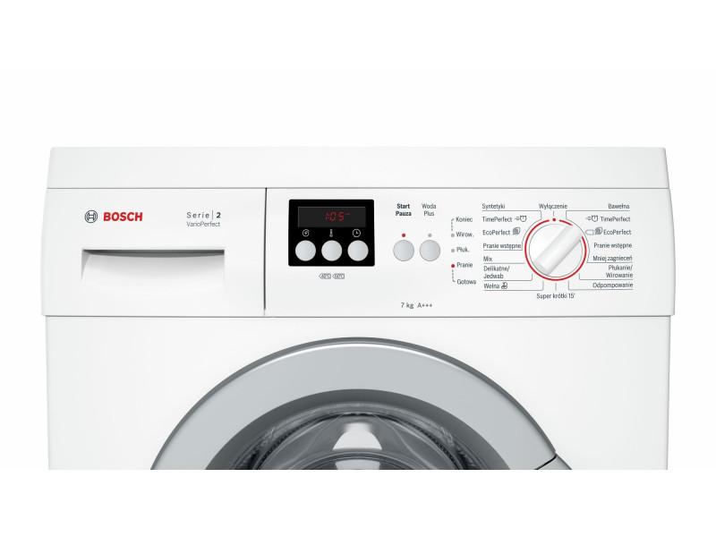 Стиральная машина Bosch WAE2026D описание