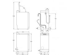 Стиральная машина AEG L71260TLP дешево