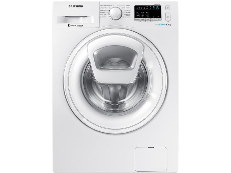 Стиральная машина Samsung WW60K42108WDUA