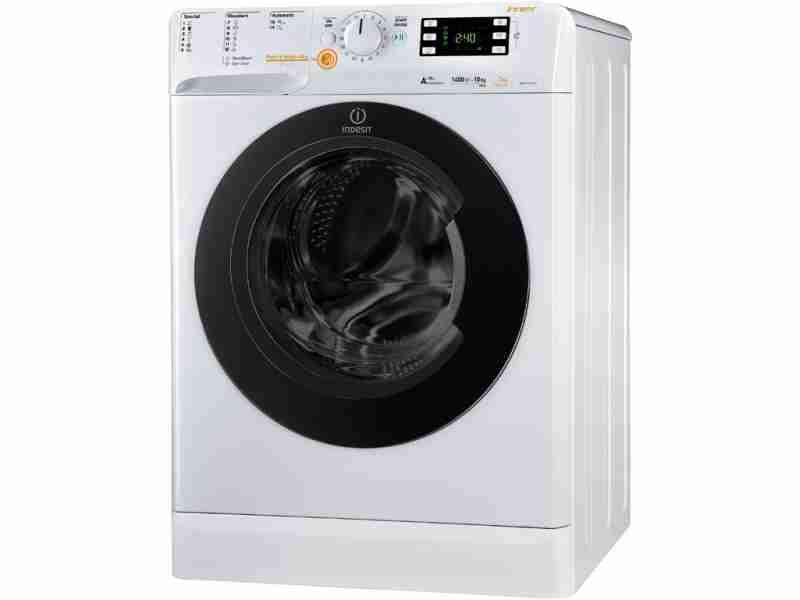 Стирально-сушильная машина  Indesit XWDE 1071481XWKKK EU