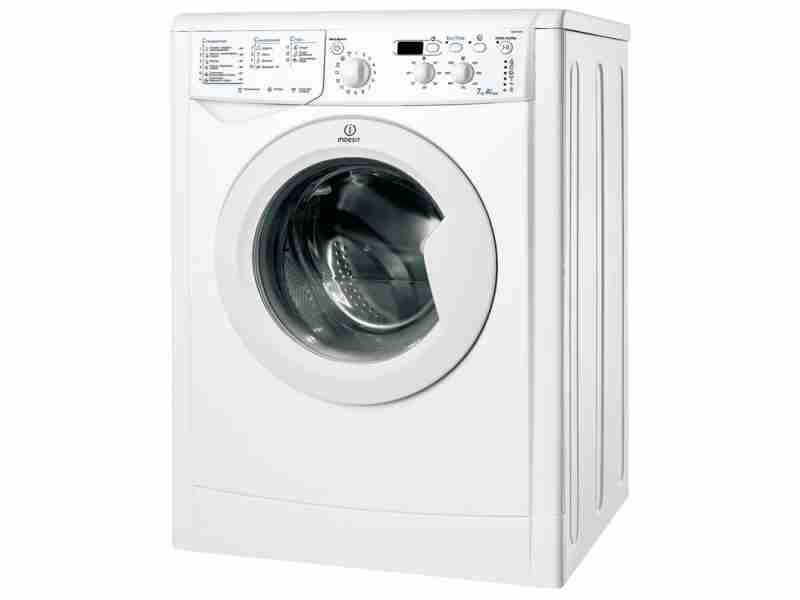 Стиральная машина Indesit IWSD 71051 UA