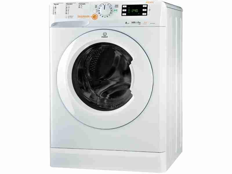 Стирально-сушильная машина Indesit XWDE 861480X WSSS EU