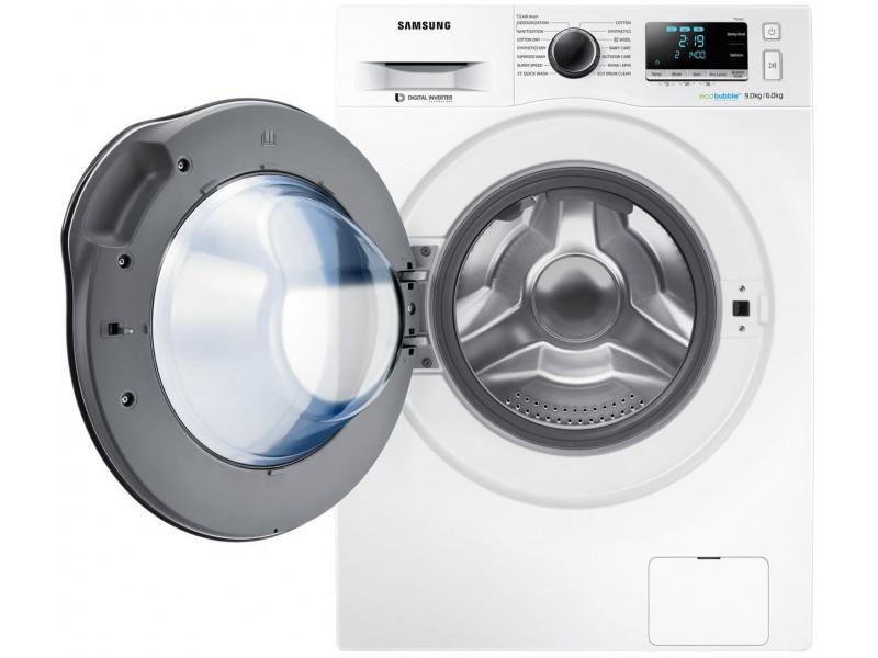 Стиральная машина Samsung WD90J6A10AW в интернет-магазине