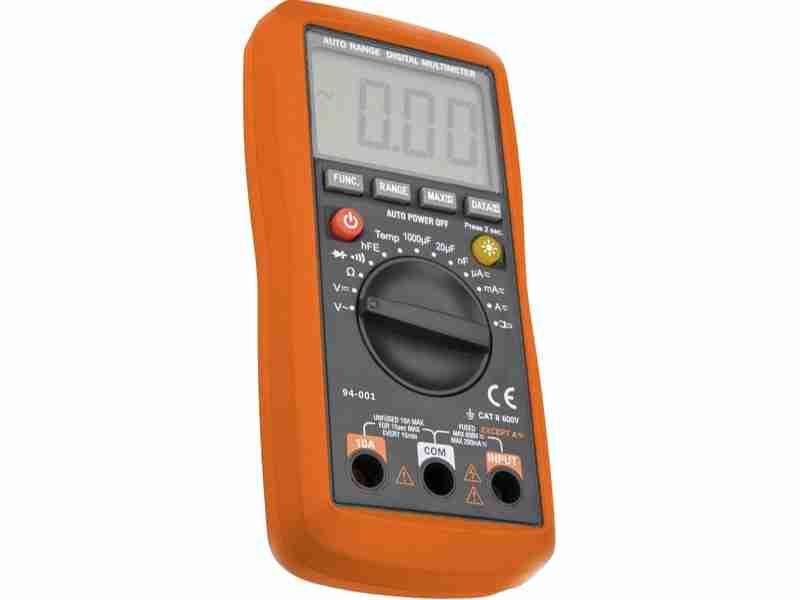 Мультиметр / вольтметр NEO 94-001