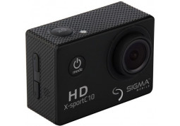Action камера Sigma mobile X-sport C10 (серебристый)