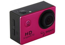 Action камера Sigma mobile X-sport C10 (серебристый) купить