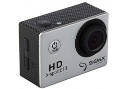 Action камера Sigma mobile X-sport C10 (серебристый) в интернет-магазине