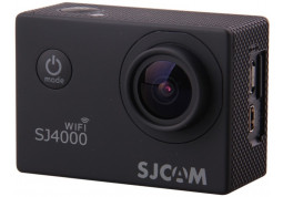 Action камера SJCAM SJ4000 WiFi (серебристый)