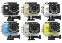 Action камера SJCAM SJ5000X Elite 4K Yellow в интернет-магазине