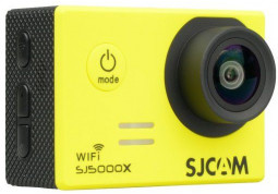 Action камера SJCAM SJ5000X Elite 4K Yellow