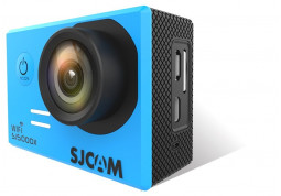 Action камера SJCAM SJ5000X Elite 4K Blue дешево