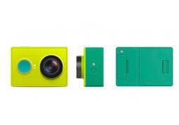 Action камера Xiaomi YI Sport Basic International Edition Green цена