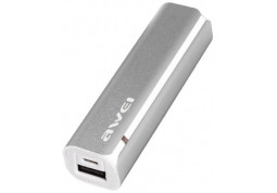 Powerbank аккумулятор Awei Power Bank P90k 2600 mAh Silver