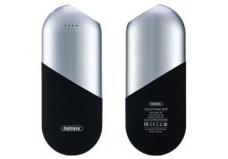 Powerbank аккумулятор Remax Power Bank Capsule 5000 mAh Silver в интернет-магазине