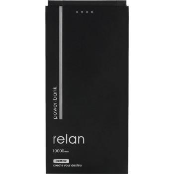 Powerbank аккумулятор Remax Relan 10000 (серый)
