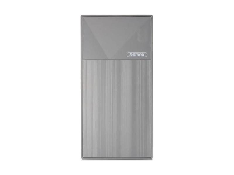 Powerbank аккумулятор Remax Thoway 10000 (серый) недорого