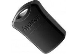 USB Flash (флешка) Apacer AH116 16Gb (черный)