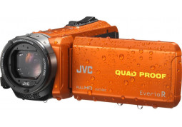 Видеокамера JVC GZ-R435 (красный)